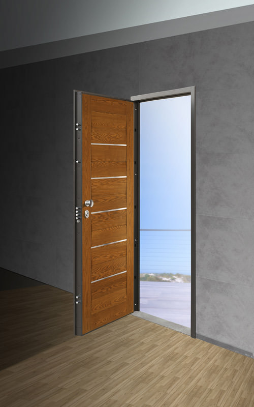 Porte blindate taurus infissi e serramenti - Guarnizione porta blindata ...